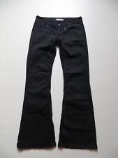 Levi's 479 Booty Flare Schlag Jeans Hose W 29 /L 32 Schwarz ! black Schlaghose !