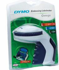 DYMO Omega Beschriftungsgerät Prägeband Prägegerät Etiketten Drucker Küche Hobby