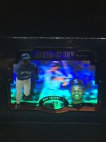 1996 SPX Bound For Glory #1 of 10 Ken Griffey Jr Mariners HOF MINT