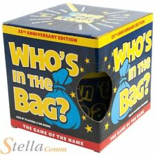 Paul Lamond Who's In The Bag Name Game 25th Anniversay Edition