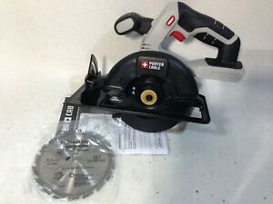 """Porter Cable PCC661 20V Cordless 5-1/2"""" Circular Saw *Tool Only*"""