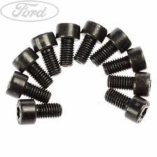 Genuine Ford Clutch Bolt x10 1422672