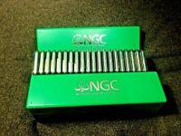 Green Mint Sealed Box Silver Eagle Set 1986-2016 NGC MS69 ...shipped in green NG