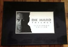 Die Hard Trilogy Letterbox Edition Vhs - Tapes still sealed!