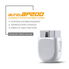 Autel Maxi AP200 OBD2 Bluetooth OBD2 Diagnostic Scanner Check Engine Code Reader