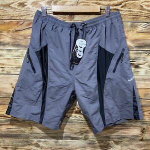 Santic Men's Cycling Shorts M1203 Size 3XL NEW