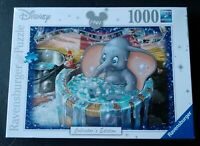 NEW Ravensburger Disney Collector's Edition Dumbo 1000 piece Jigsaw Puzzle