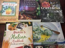 ITALIAN COOKING,Essentials of.Hazan.Manfredi.Cookbook.Under Olive Tree.Trattoria