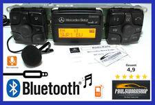 Radio mercedes audio 10 Bluetooth + aux + MIC S clase w220 be3210 a2208200186