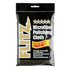"FLITZ MICROFIBER POLISHING CLOTHS 16"" X 16"""