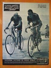 Miroir-Sprint N° du 19/07/1951-Le Tour de France-Troisième victoire de H. Koblet