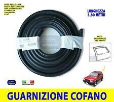 Guarnizione Cofano Battuta Baule Posteriore per FIAT Panda 141 4x4 dal 1986>2003