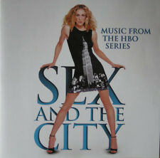 Sex And The City (Music From The HBO Series)  Cd Germany issue