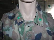 uniforme giacca mimetica bsm battaglione san marco marina militare vegetata