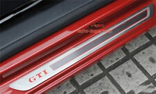Door sill scuff plate Guards Sills FOR VW GOLF 6 7 GTI 5door 2010 2011 2012 2013