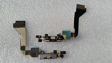 IPhone 4 terminal, conector cable flex conexión USB cable flex micrófono Connector s