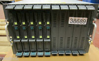 Fujitsu-Siemens PRIMERGY Encls  + 5 x Dual Quad Core 2.5Ghz Blade Servers