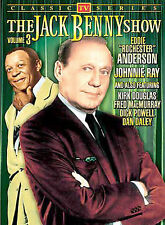 THE JACK BENNY SHOW Volume 3 ! DVD ! Dick Powell ! Fred MacMurray ! NEW + SEALED