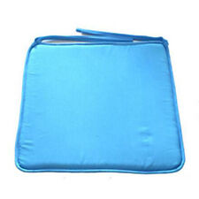 Removable Dining Seat Pad Tie On Chair Cushion Cover Garden Outdoor Patio Pillow