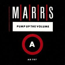 """Marrs Pump up the volume (1987)  [7"""" Single]"""
