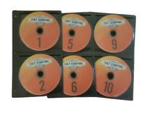 Clinton Anderson Colt Starting Kit 11 Dvd's Free Shipping