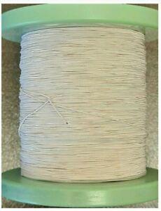HF Litze 250 x 0,032mm Seide Kupferlitze, litz wire, fil de litz 30m / 90m