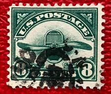 US Air Mail Stamps 1923 SC#C4 8c Well Centered used