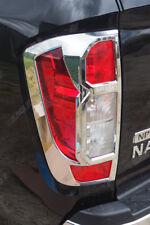 per Nissan Navara NP300 CROMO PORTELLONE LUCE BORDO LUCE POSTERIORE PROTEZIONI