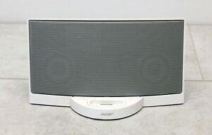 Bose SoundDock Dockingstation Kompakt Stereo System für Apple iPod ungeprüft