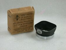 MPP Metal Square Hood For Rollei & Microcord TLR Cameras, Bay I