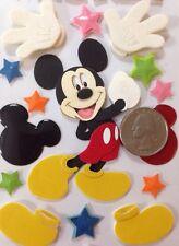 DISNEY,MICKEY MOUSE DIMENSIONAL STICKER(17pc) Jolee's•Gloves•Disneyland•