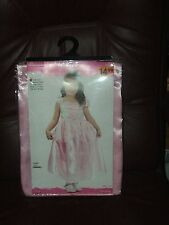 Pink Princess Halloween Costume Child Sz Small Sz 4 To 6 Brand New