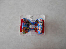 DC Super Hero Girls Hair Clips