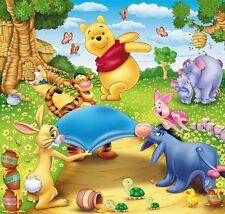 Kinder Fototapete  WINNIE POOH Tapete Poster Bilder Zimmer Puh Poster (€5,52m2)