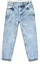 Topshop Stonewashed Jeans Tapered, Carrot for Women