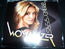 Britney Spears Womanizer Australian Remixes Enhanced CD