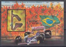 Brasilien - Michel-Nr. 2247 als Block 73 postfrisch/** (Formel 1 - WM, Rio de Ja