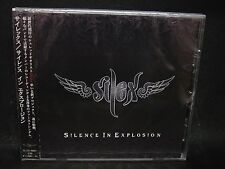SILEX Silence In Explosion JAPAN CD Light Bringer Mardelas Mahatma Crying Machin