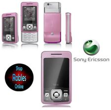 Sony Ericsson T303 Pink Ohne Simlock TriBand Radio Video MP3 Mini Handy TOP OVP