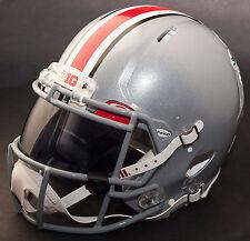 quality design 15406 18773  CUSTOM  OHIO STATE BUCKEYES Riddell SPEED Full Size Replica Football Helmet