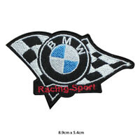 BMW Car Brand Motor Sport Racing Sponsor Embroidered Patch Iron on Sew On Badge