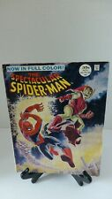 Spectacular Spider-Man Magazine No.2 1968, Romita Painted Cover, Green Goblin