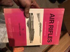 Rare Dennis Hiller Air Rifle Book Signed