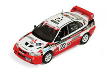 1:43 Mitsubishi Lancer Tagushi China 1999 1/43 • IXO RAM513 #