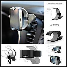 Ppyple VENT CLIP5 Car Air Vent Universal Car Mount Holder Cradle iPhone Samsung