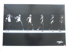 MICHAEL JACKSON poster dimension environ 61 x 91 cm Moonwalk