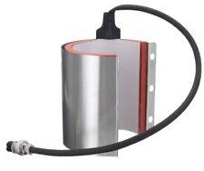 11oz  Steel Mug Attachment For 110V 1000W Heat Press Machine Sublimation Printer