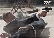 AUTOGRAPHS & RELICS P1 James Bond 007 Trading Cards PROMO Card Rare P1