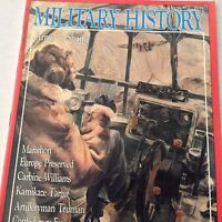 Military History Magazine Army In Shame Europe December 1988 070917nonrh