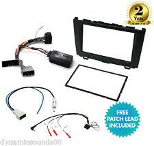 CTKHD 04 Auto Stereo Doppio DIN Radio di ricambio Kit di Montaggio per Honda CRV
